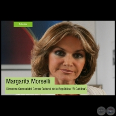 Margarita Morselli - Octubre 2015 - Green Tour Magazine